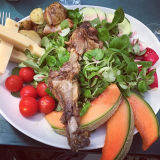 La grande coin coin #paris #lunch